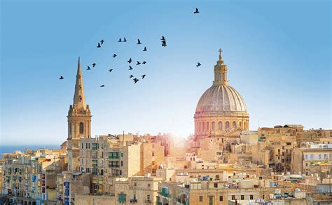 Malta is a small, island country in the mediterranean sea that lies south of the island of sicily, italy. A Glossy Guide to Valletta, Malta - The Gloss Magazine