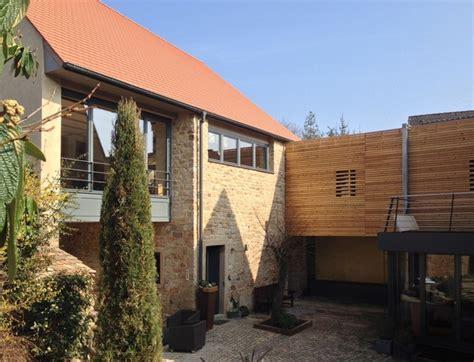 Umbau Einer Scheune Zum Wohnhaus