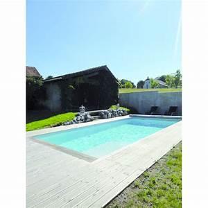 Piscine Enterrée Coque : piscine enterr e compacte coque polyester auron ~ Melissatoandfro.com Idées de Décoration