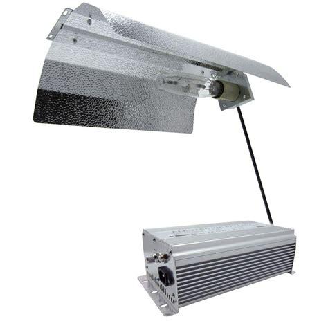 viavolt 1 light 600 watt hps white grow light system with