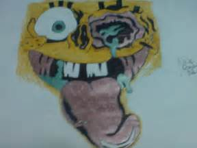 Spongebob Zombie Pants