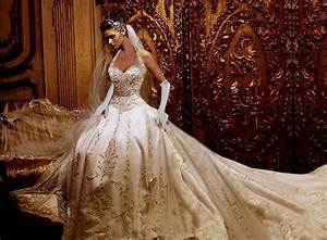Most beautiful wedding dress in the world naf dresses for The most beautiful wedding dresses