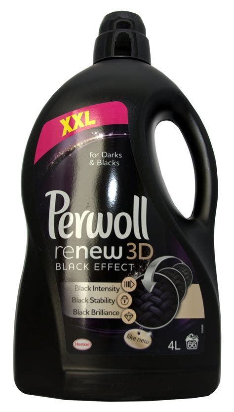 perwoll renew  black effect  households cleaning