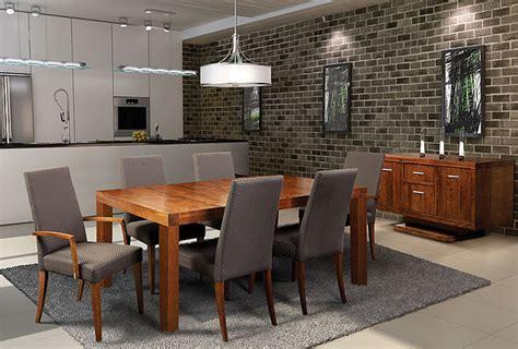 chambre bois massif contemporain salle à dîner contemporaine mobilier salle à manger
