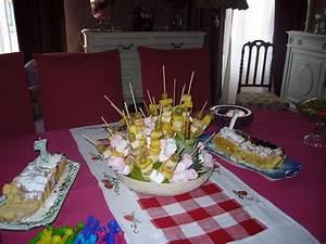 Deco Table Anniversaire 60 Ans : deco table anniversaire fille 8 ans ~ Dallasstarsshop.com Idées de Décoration