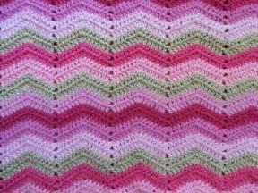 Ripple Crochet Blanket Pattern