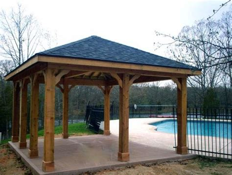 wood patio cover designs types ayanahouse