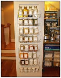 kitchen spice storage ideas pantry door rack lowes home design ideas