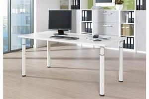 Schreibtisch Höhenverstellbar Weiß : welle planeo schreibtisch wei m bel letz ihr online shop ~ Markanthonyermac.com Haus und Dekorationen