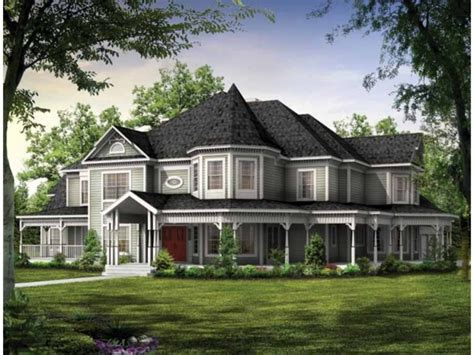 Victorian Style House Plan