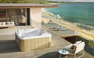 Mini Pool Terrasse : mini pool mit whirlpool und farbtherapie f r den garten ~ Michelbontemps.com Haus und Dekorationen