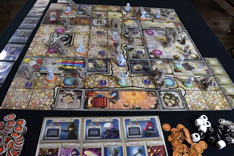 Round Tabletop by Arcadia Quest Review Dog And Thimble