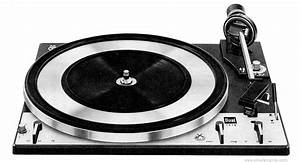 Dual 1218 - Manual - 3-speed Idler-drive Turntable