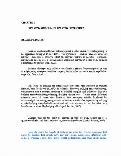 Bullying Essays Titles Study Essay Literature Related