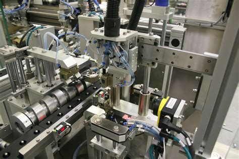 assembly machines automation solutions