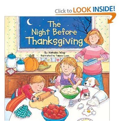 thanksgiving unit study for preschool and kindergarten 468   nightbeforethanksgiving