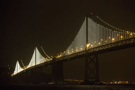 bay bridge lights 9 projects that brought and design to