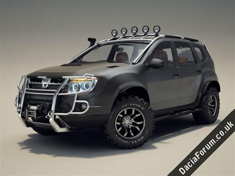 Renault Duster Modification by Modified Dacia Duster Photos Dacia Duster Forum Dacia