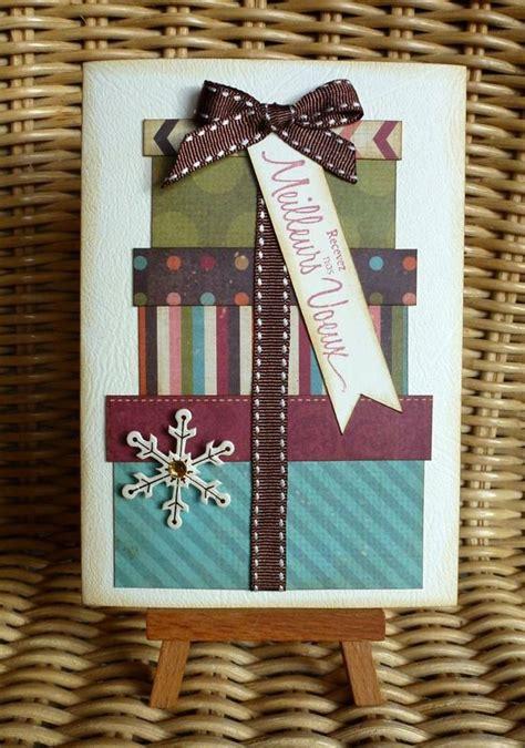 Carte De Noel Diy Les 25 Meilleures Id 233 Es De La Cat 233 Gorie Carte De Souhait Sur Souhait De Noel