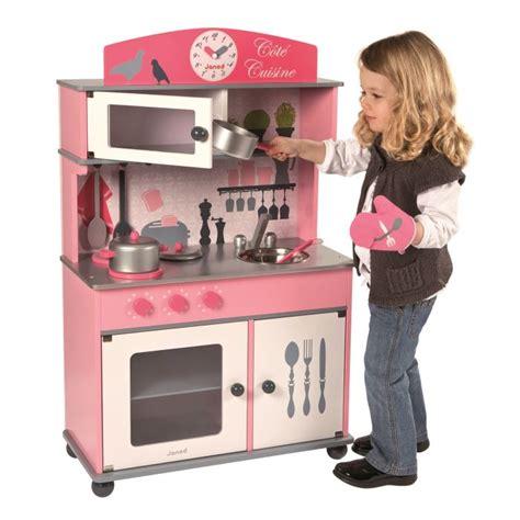cuisine fille en bois juratoys grande cuisine enfant en bois achat vente