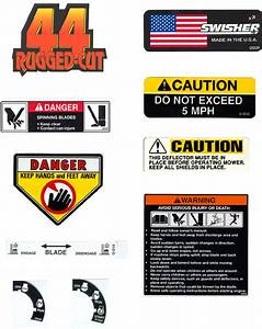 Page 10 Of Swisher Lawn Mower Rtb14544 User Guide