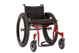 All Terrain Wheel Chair by Invacare Top End Crossfire All Terrain Wheelchair
