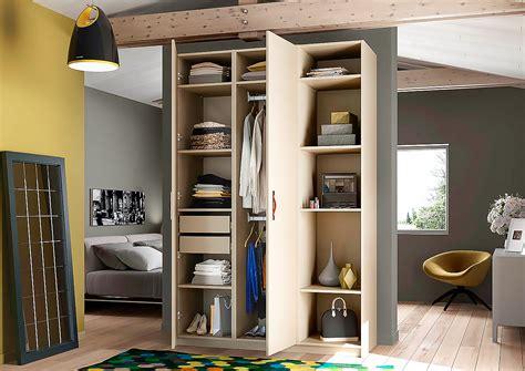 armoire rangement chambre armoire sans penderie rangement sedgu com