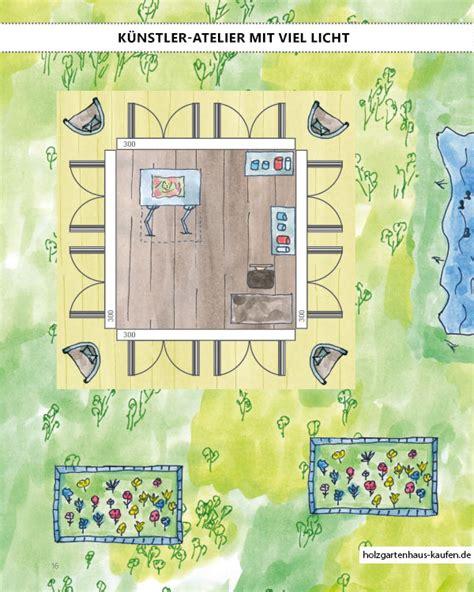 Schwingfenster Sorgen Fuer Viel Licht Im Raum by K 252 Nstler Gartenhaus Atelier Mit Viel Licht Grundriss