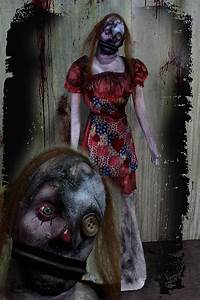 Creepy, Toy, Props