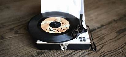 Record Player Vinyl Gifs Portable Records Turntable