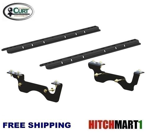 wheel hitch custom brackets rails    ford