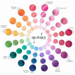 Pravana Pastels Color Chart Sparks Hair Dye I Am Really Successful With This