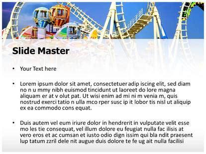 amusement park powerpoint template background