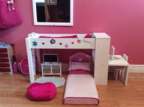 journey girl bunk bed set  bedroom ideas bunk bed pinterest journey girls american