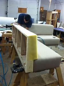 Woodleys Fine Furniture Padding The Sofa Philip Ramos