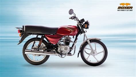 Bajaj Boxer Is India's Most Exported Two-wheeler
