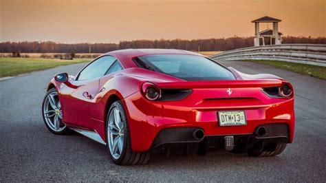 Ferrari 488 Gtb Vs Ferrari 458 Italia Youtube