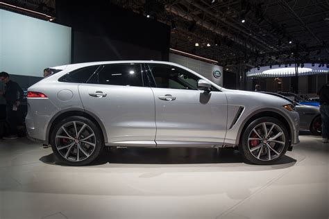 jaguar  pace svr review engine price interior