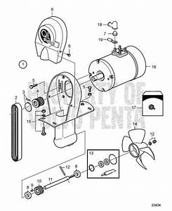 Volvo Penta Exploded View    Schematic Ct900