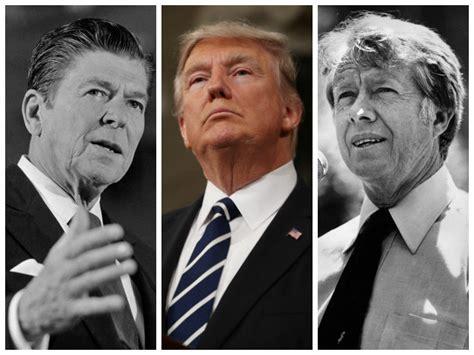 Reagan Rising, Carter Falling
