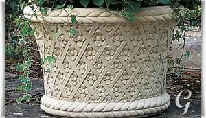 Blumentöpfe Aus Stein : gro e gartenvase xxl antik calcot park ~ Lizthompson.info Haus und Dekorationen