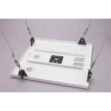 2x2 Drop Ceiling Projector Mount cma450 suspended ceiling kit