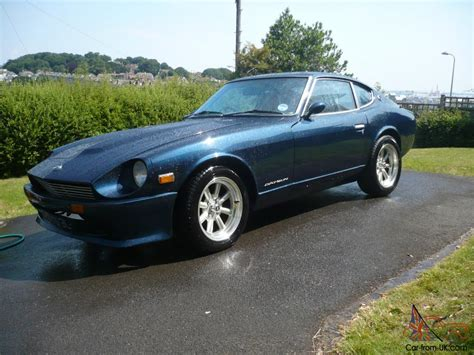 Datsun 240z Engine For Sale by 1972 Datsun 240z Uk Rhd Car With Original Engine