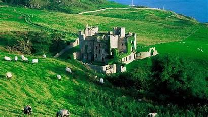 Wallpapers Irish Backgrounds Ireland Castle Clifden Wallpapersafari