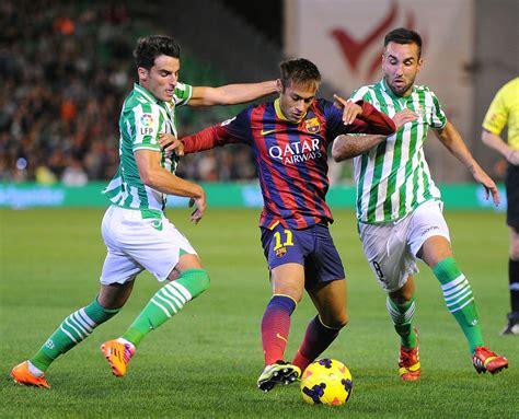 Real Betis Balompie V Fc Barcelona  La Liga Zimbio