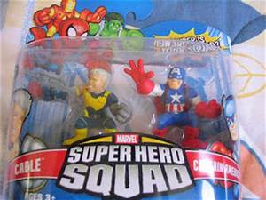 Marvelous Penang Toy Collection: Marvel Super Hero Squad X-Men