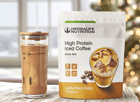 Herbalife shake recipes you must try. Herbalife Nutrition a lansat noul produs High Protein Iced Coffee • FitnessMag