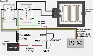 Cummins Grid Heater Wiring Diagram  U2013 Moesappaloosas Com