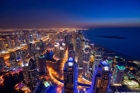 View of the Dubai marina - HDRshooter