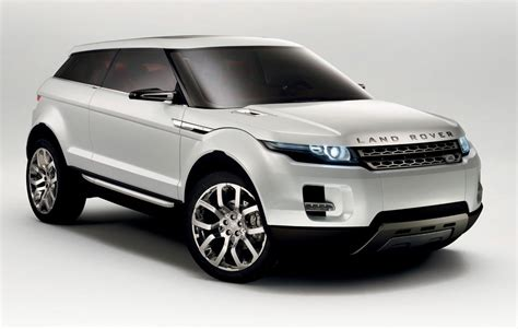 Land Rover Car : Land Rover Lrx Concept Car
